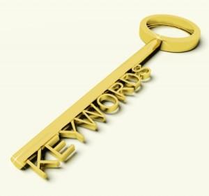 Keywords are key
