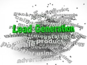 Lead Generation keyword cluster