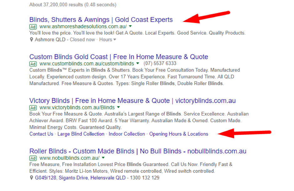 PPC adwords by top seo brisbane